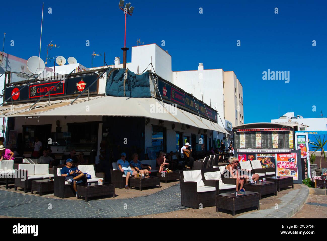 El Bar De La Terraza El Paseo Marítimo El Paseo Marítimo