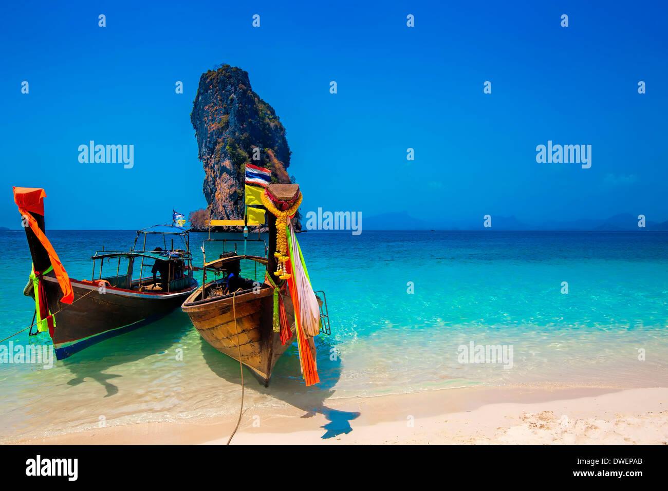 Isla de poda Foto de stock