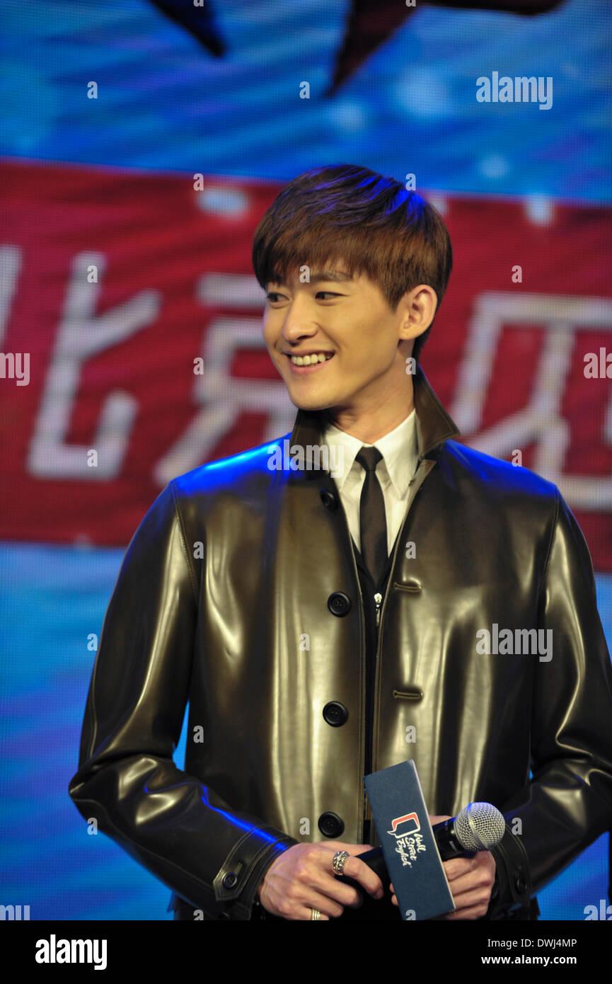 Zhang Han Fotos e Imágenes de stock Alamy