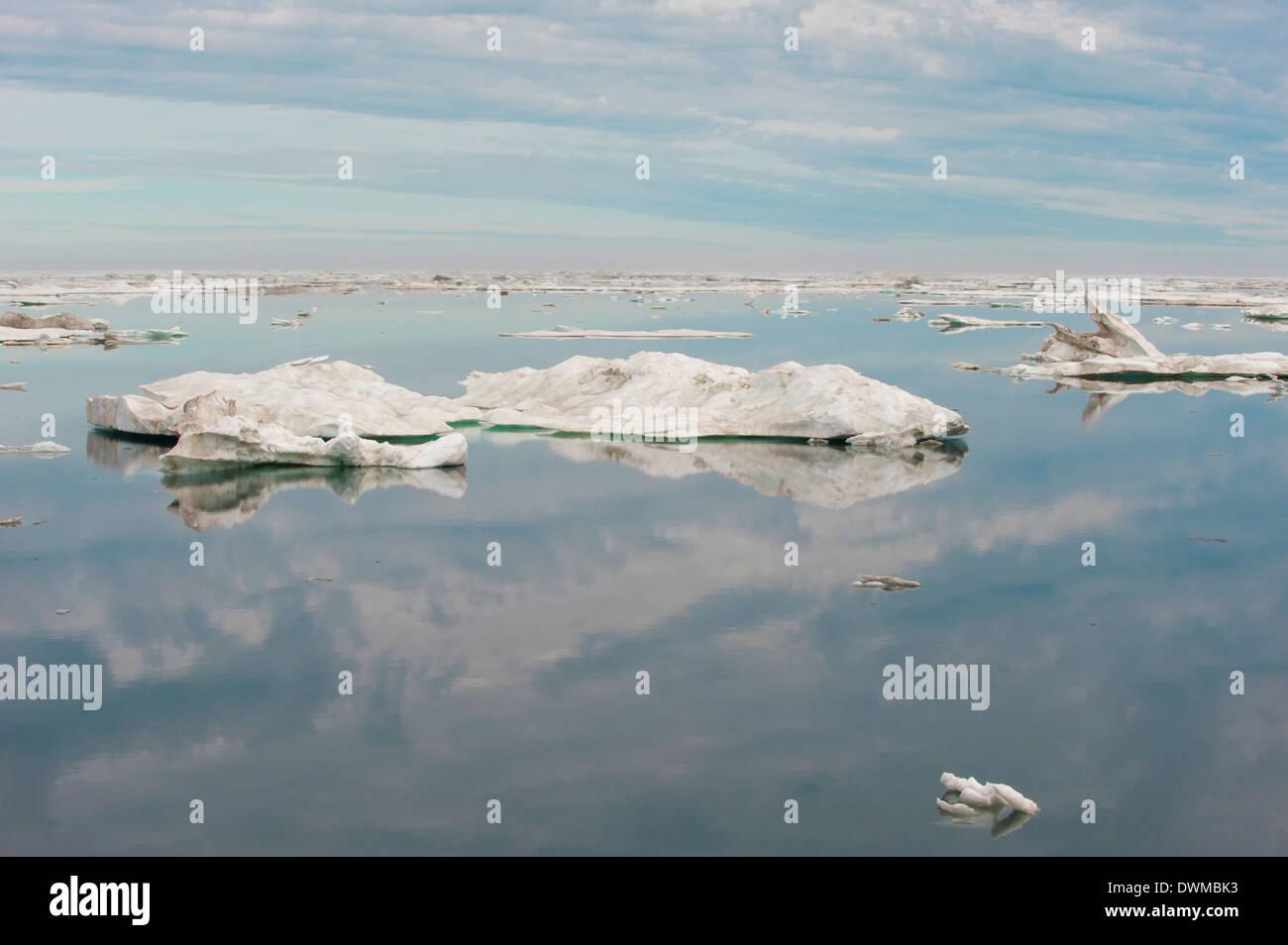 Mar de Chukchi, Lejano Oriente ruso, Eurasia Imagen De Stock