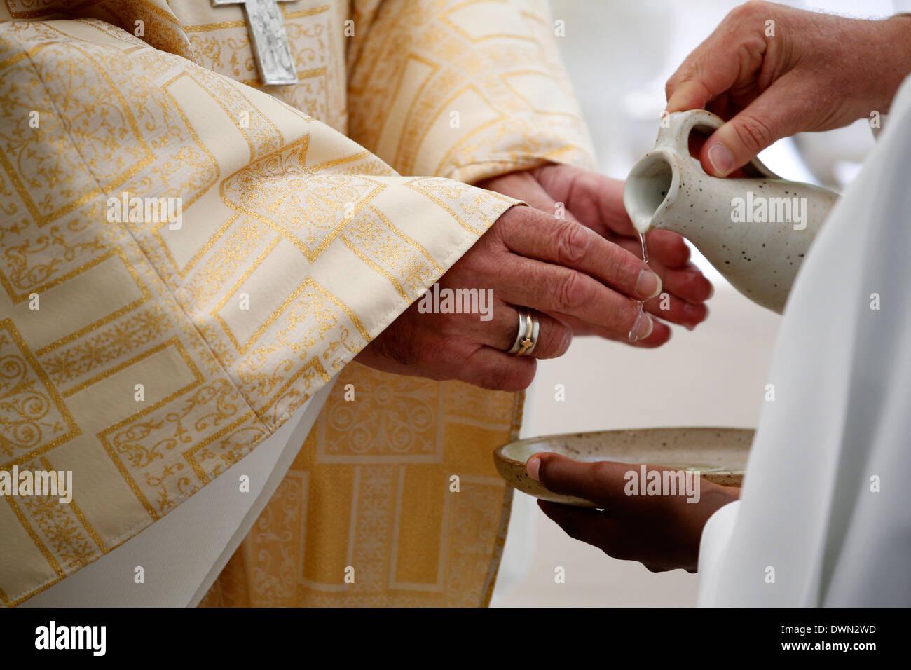 lavatorio manos
