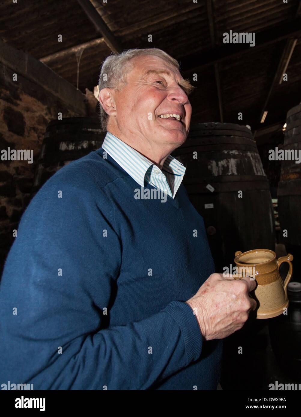 Lord Paddy Ashdown, Baron Ashdown de Norton sub-Hamdon, político británico, ex líder del Partido Liberal Democrático Imagen De Stock