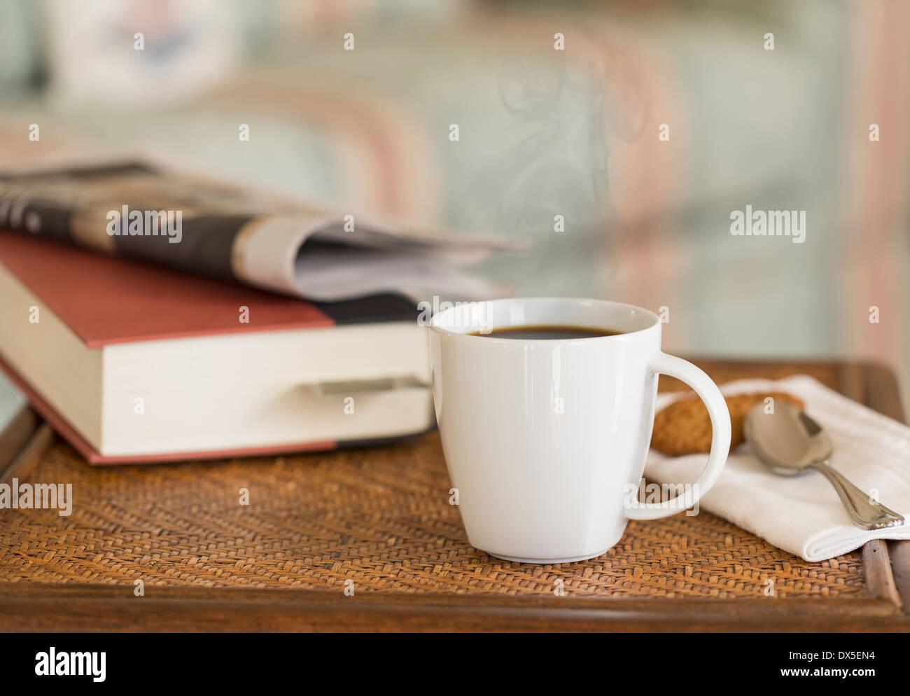 Interrupción temporal de café Imagen De Stock