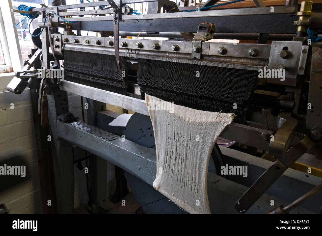 Knitting Machine Imágenes De Stock & Knitting Machine Fotos De Stock ...