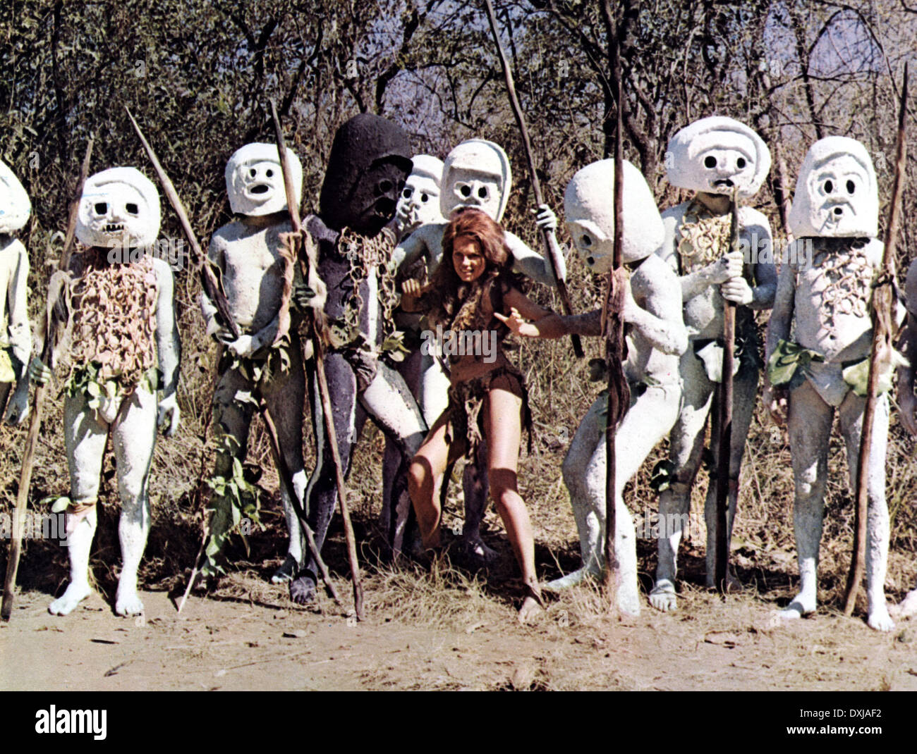 Las criaturas que el mundo ha olvidado Imagen De Stock