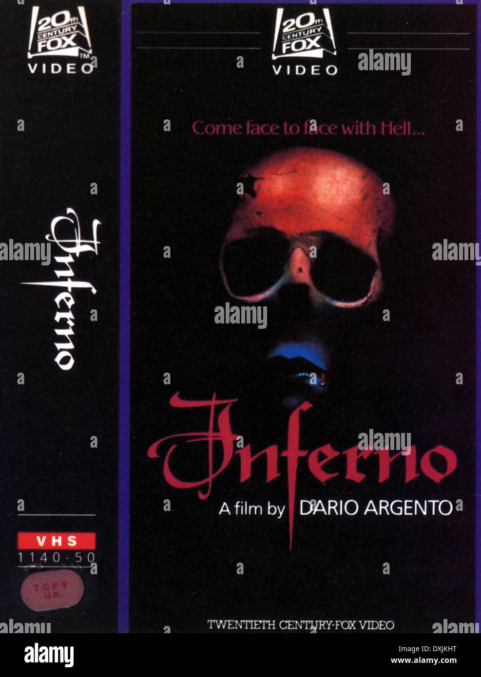 INFERNO (1980) Imagen de Ronald GRANT ARCHIVE Imagen De Stock