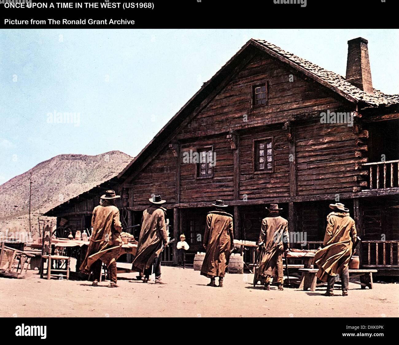 Érase una vez en el oeste (US/IT) COPYRIGHT: 1968 PARAMOU Foto de stock