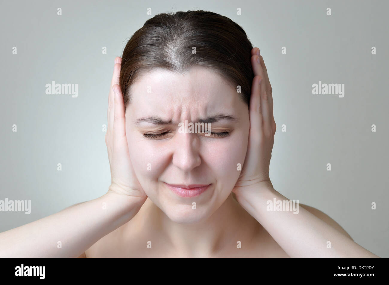 Contaminación acústica Imagen De Stock