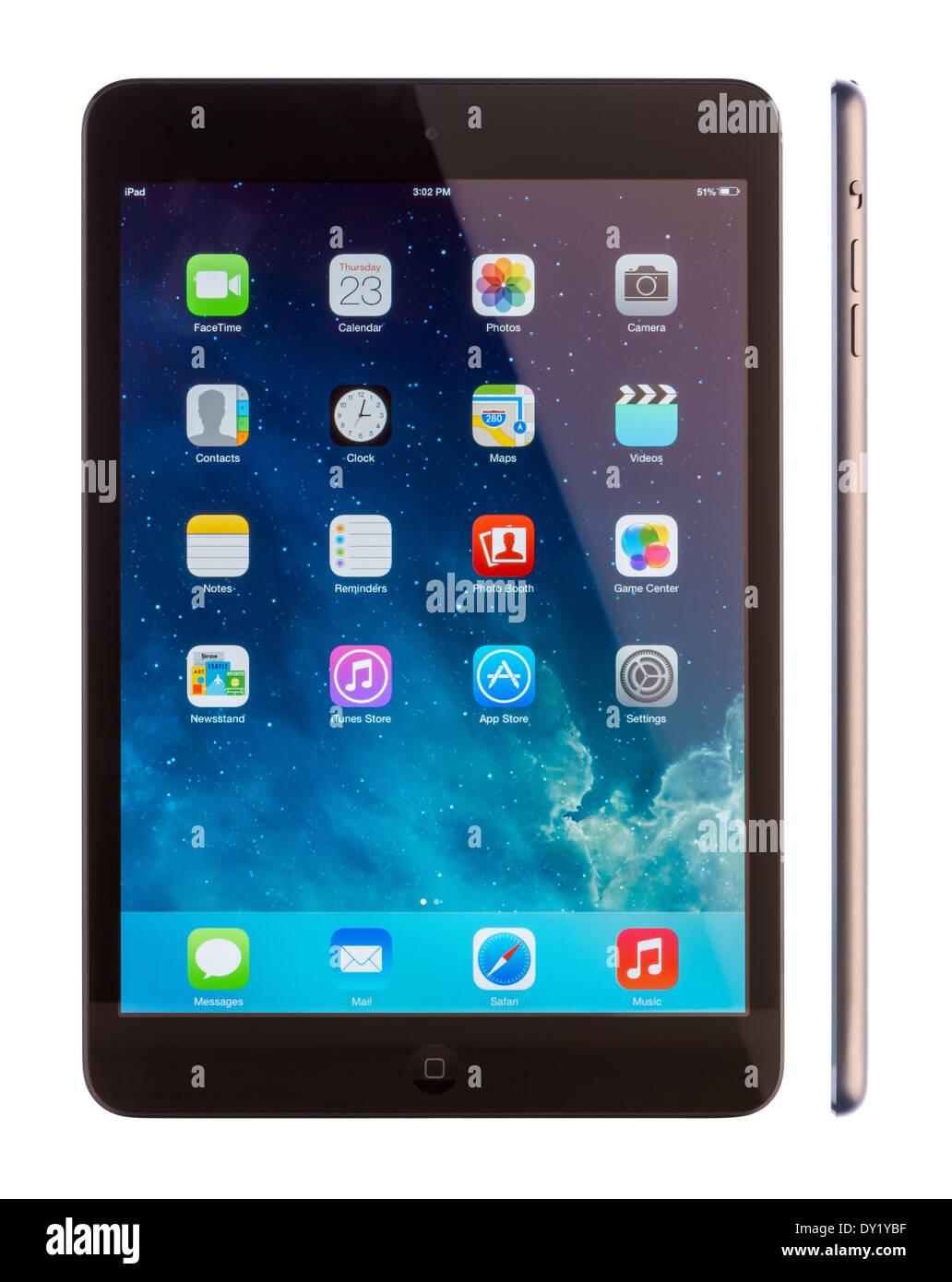 iPad mini Imagen De Stock
