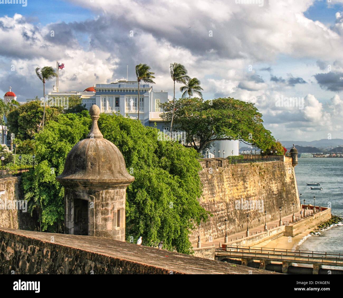 San Juan, Puert Rico, nosotros. 28 Mar, 2005. La Fortaleza, también ...
