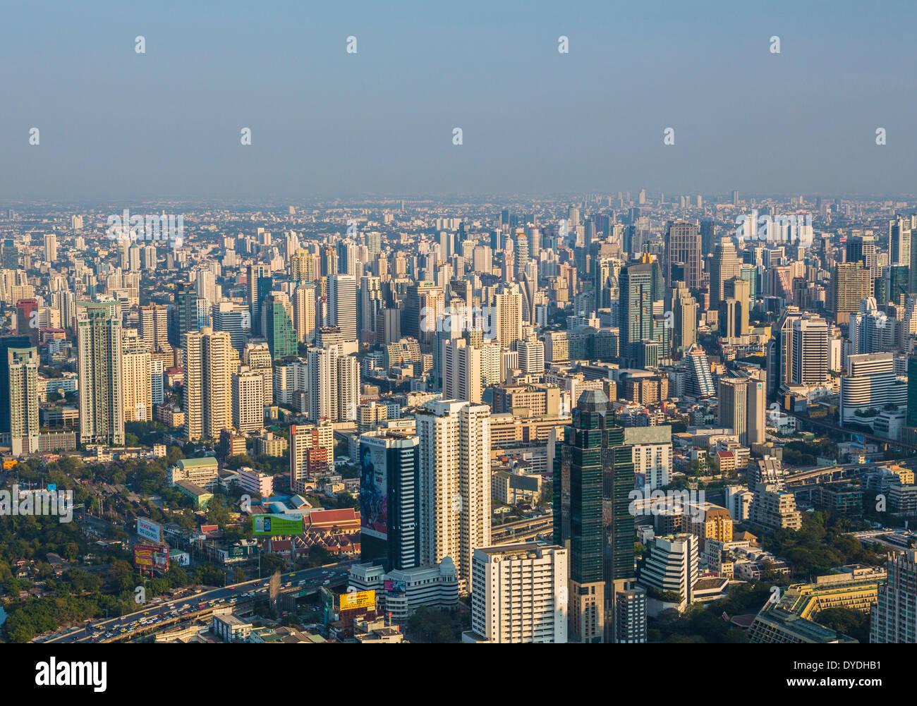 Arquitectura, centro de la ciudad, Golden, domos, Metropolis, panorama, rascacielos, rascacielos, puesta de sol, viajes, amplia, edificios, Imagen De Stock