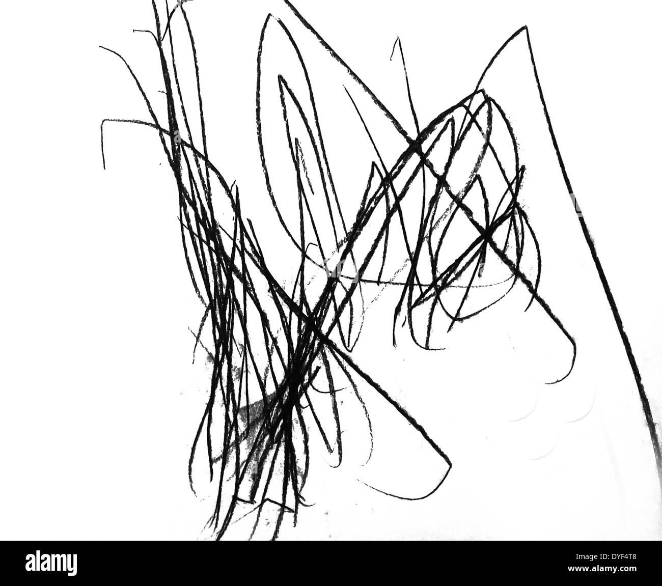 dibujo por el chimpanc congo el zoo de londres 1950s foto Uruguay Zoo dibujo por el chimpanc congo el zoo de londres 1950s