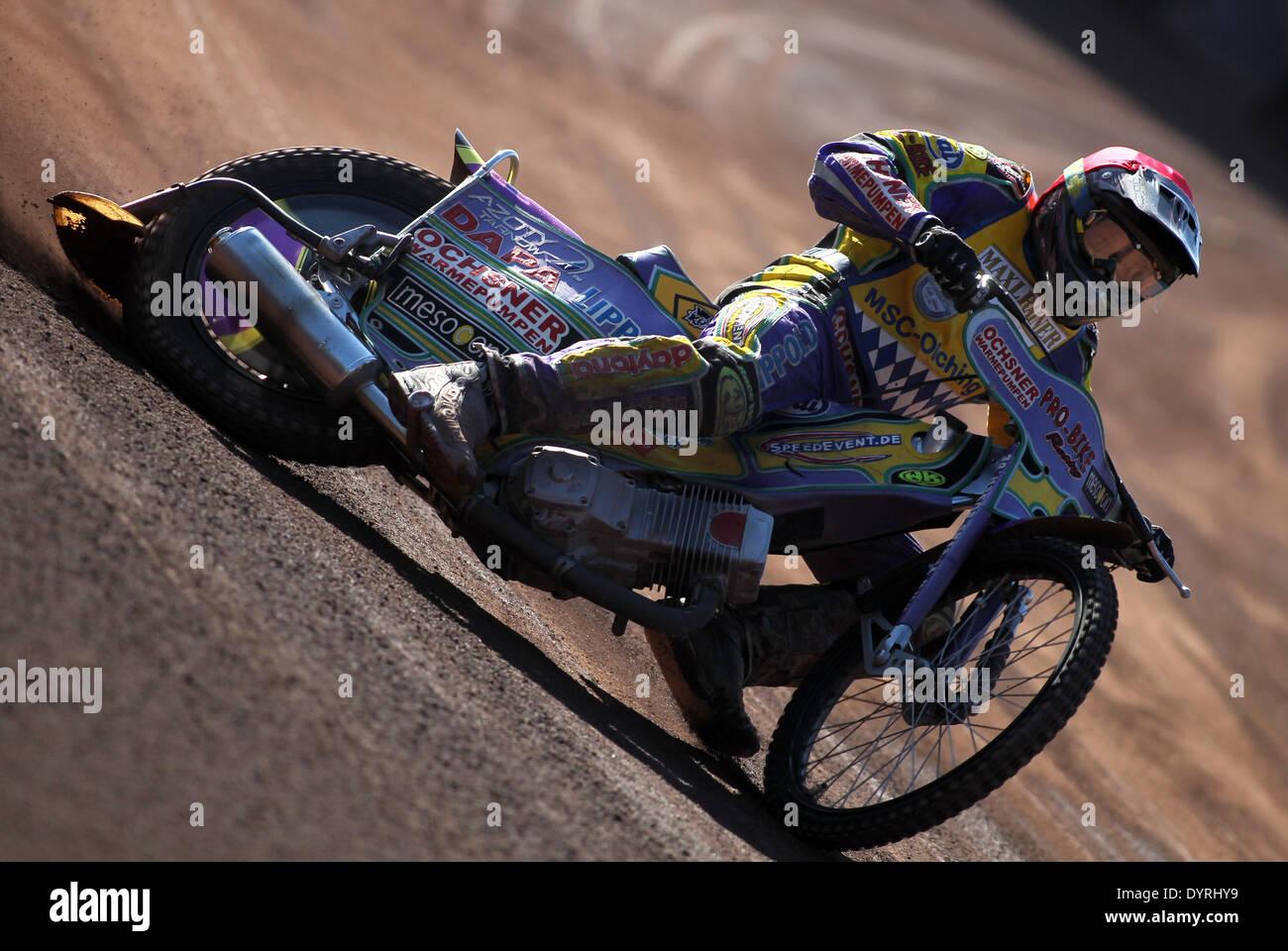 International Speedway Racing de MSC Olching, 2011 Imagen De Stock