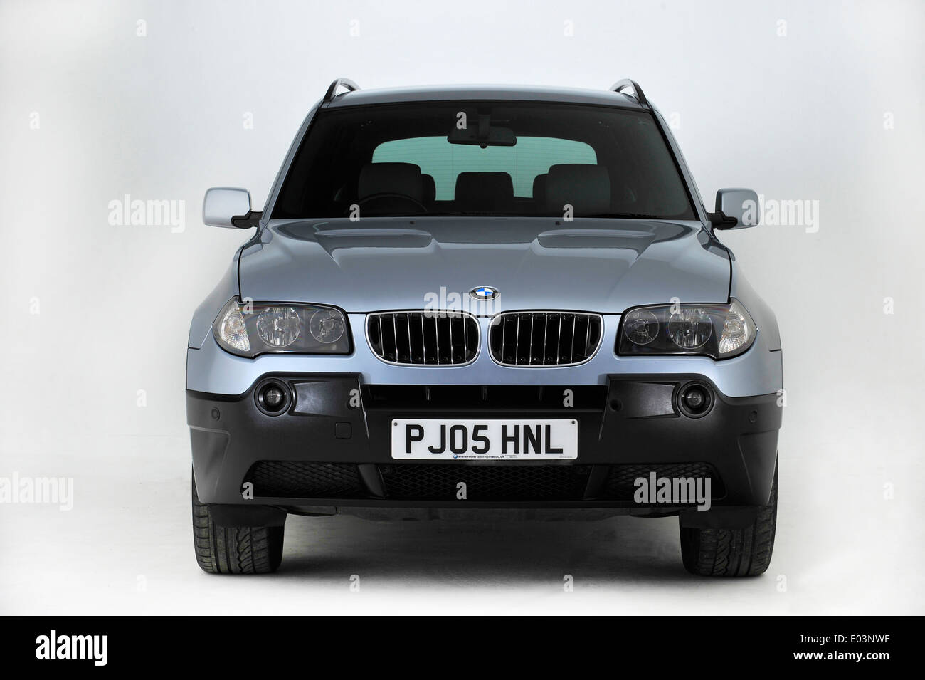 2005 BMW X3 Imagen De Stock