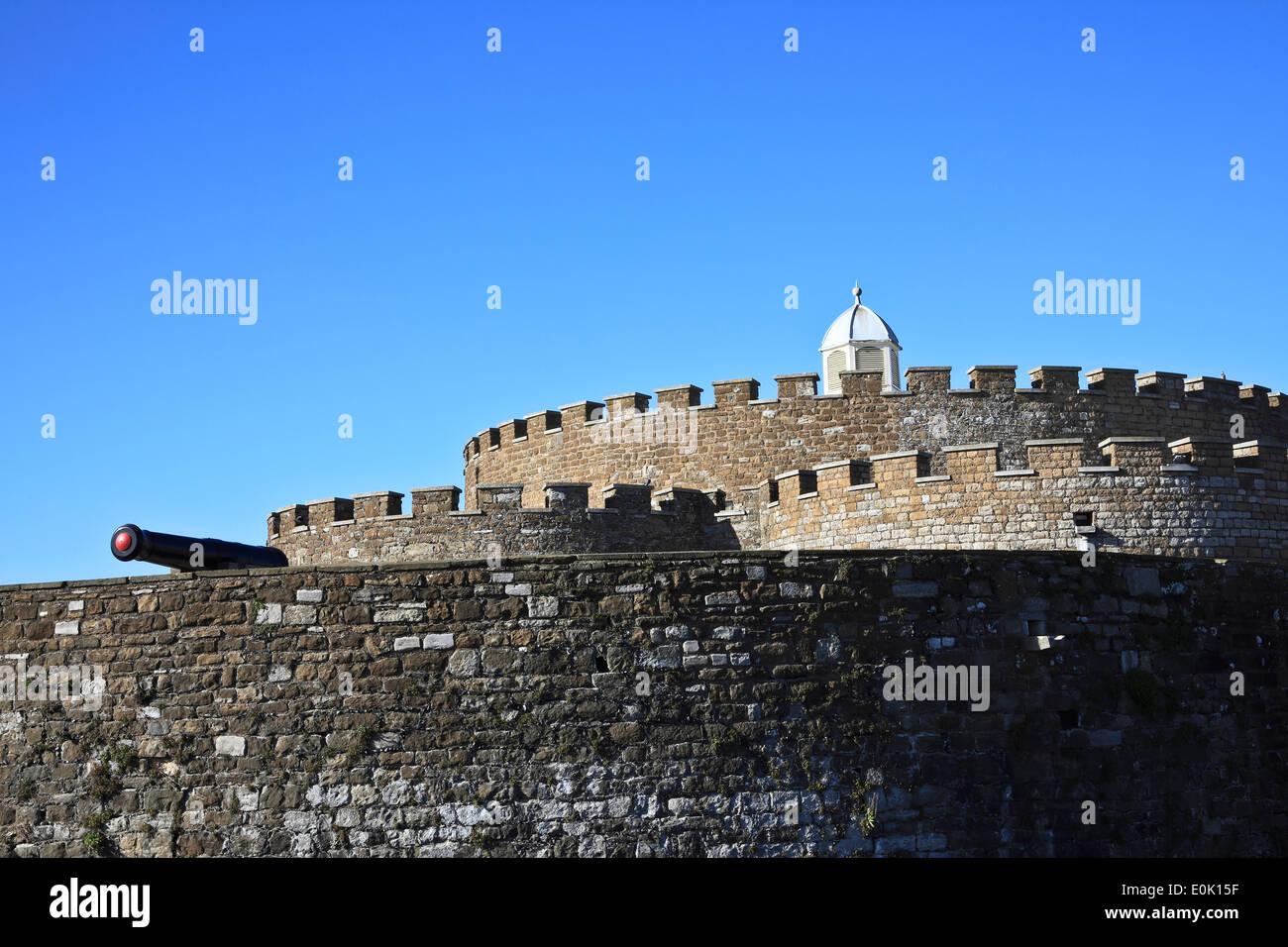 9441. Castillo, tratar, Kent Imagen De Stock