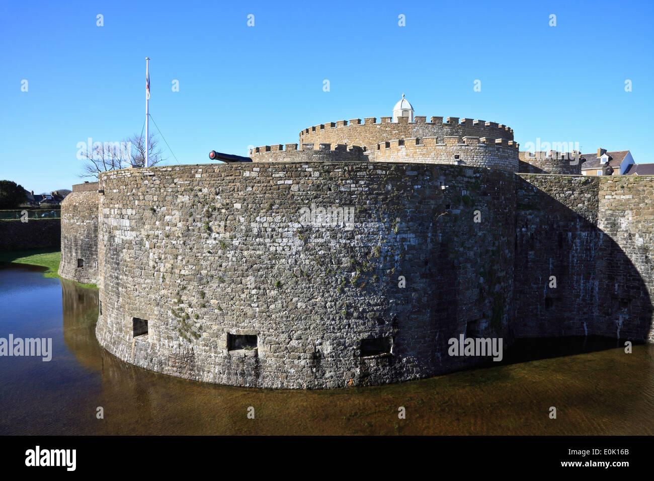 9442. Castillo, tratar, Kent Imagen De Stock
