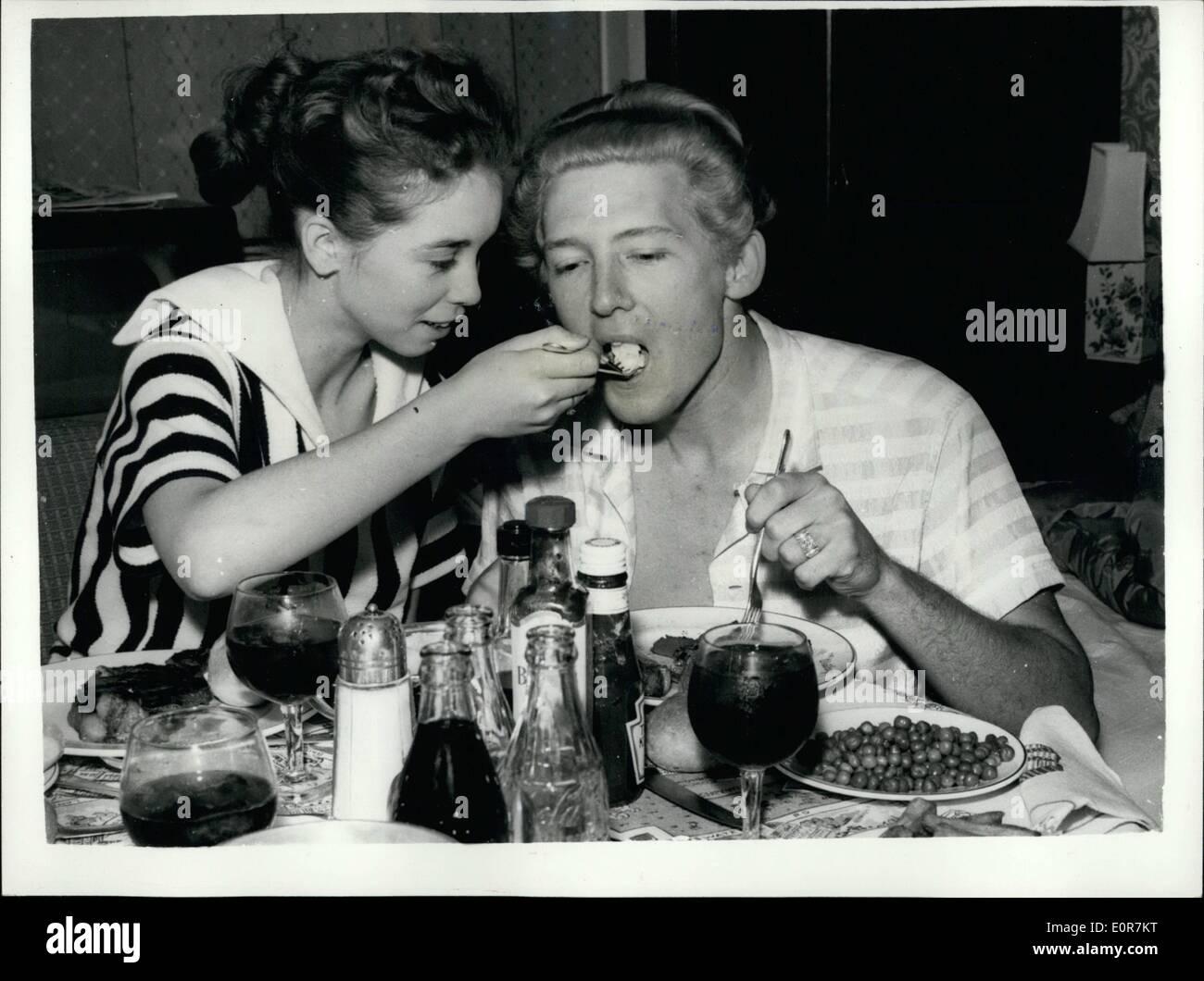 Resultado de imagen para Jerry Lee Lewis se casa con su prima adolescente de 13 años