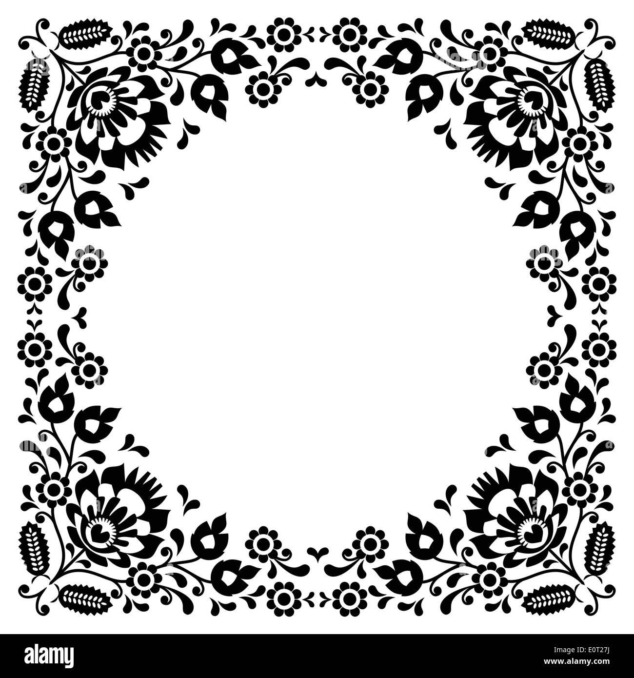 Black Embroidery Imágenes De Stock & Black Embroidery Fotos De Stock ...