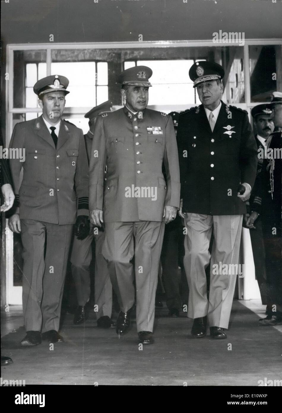 General Pinochet Fotos E Imagenes De Stock Alamy