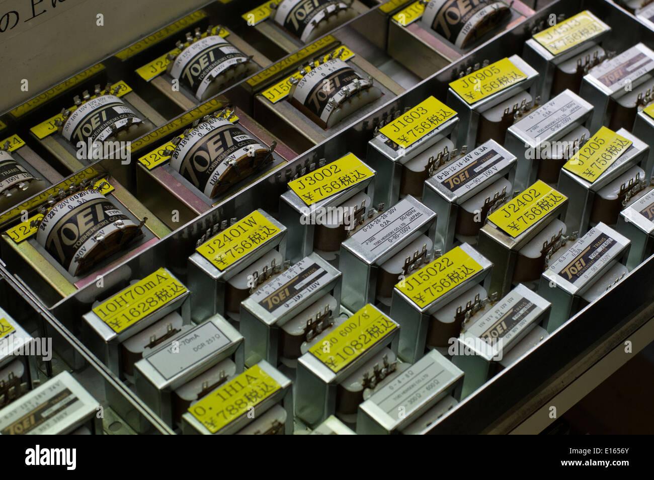 Circuito Japon : Circuitos electrónicos y componentes en venta en akihabara