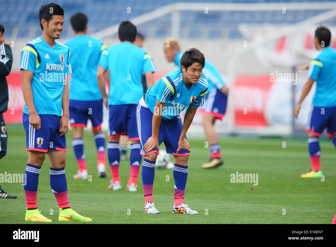 Japan Team Group Line Up Jpn May Imágenes De Stock   Japan Team ... 30fc1a5057d7c