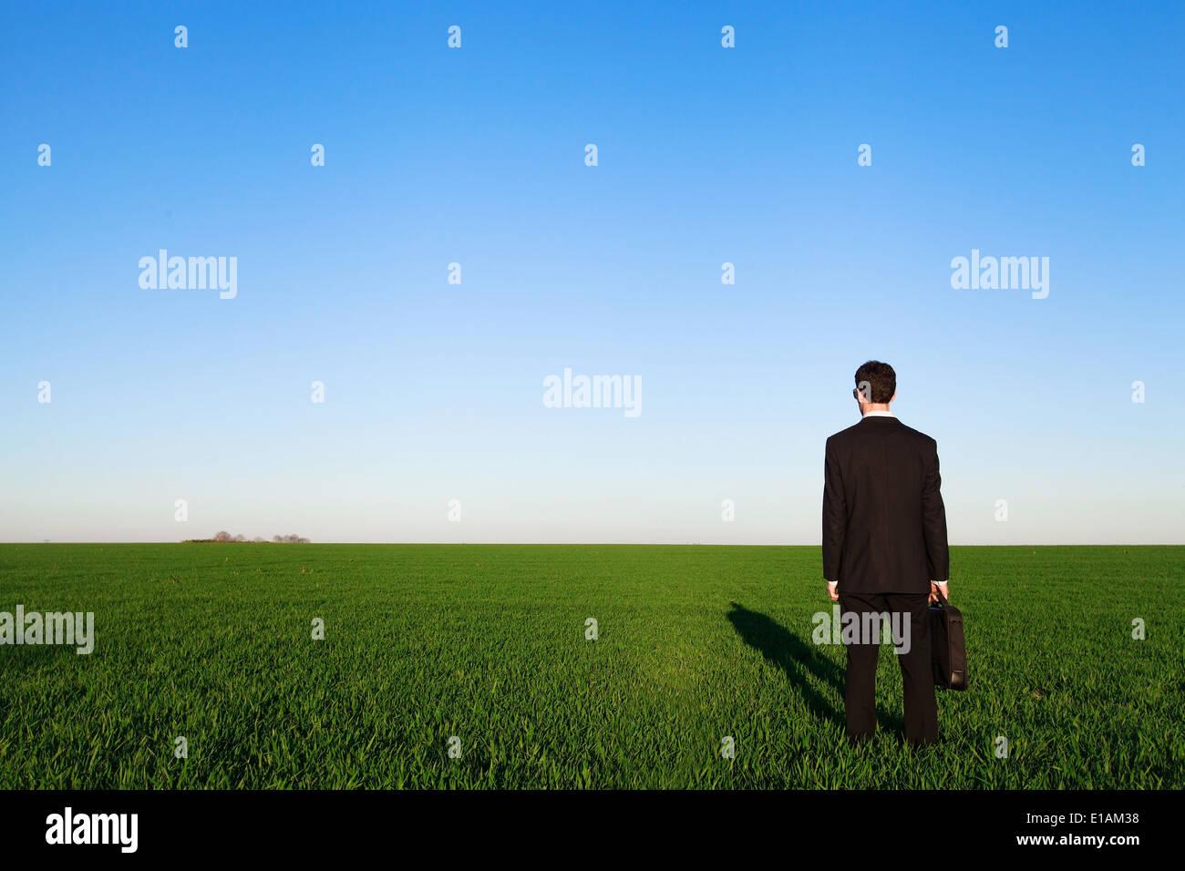 Iniciar nuevos negocios Imagen De Stock