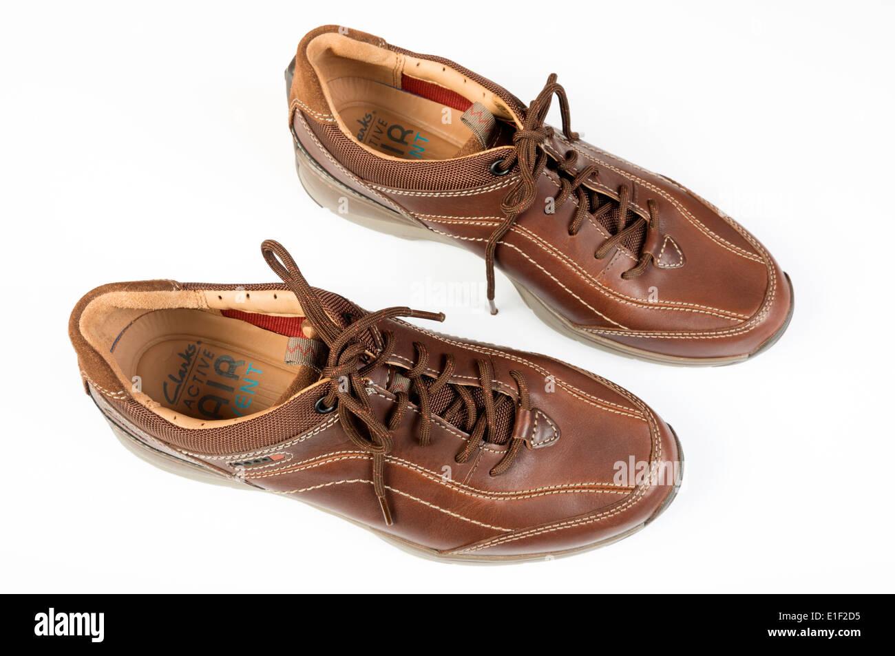 Clarks Active Mens Shoes Imágenes De Stock & Clarks Active