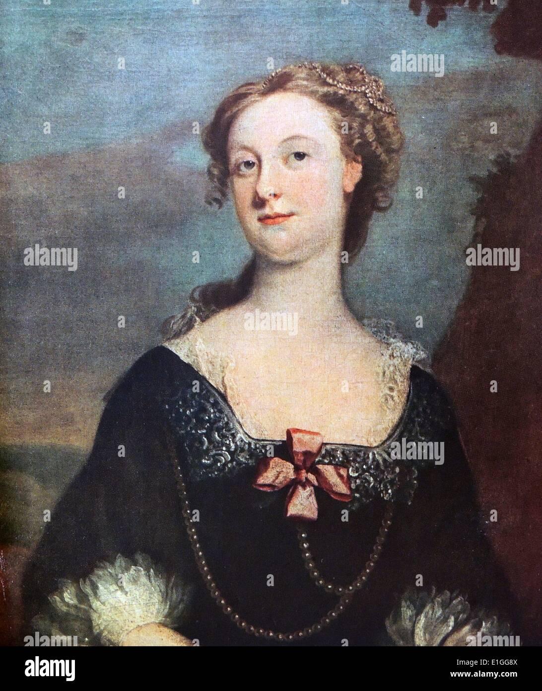 María Rossam Imagen De Stock