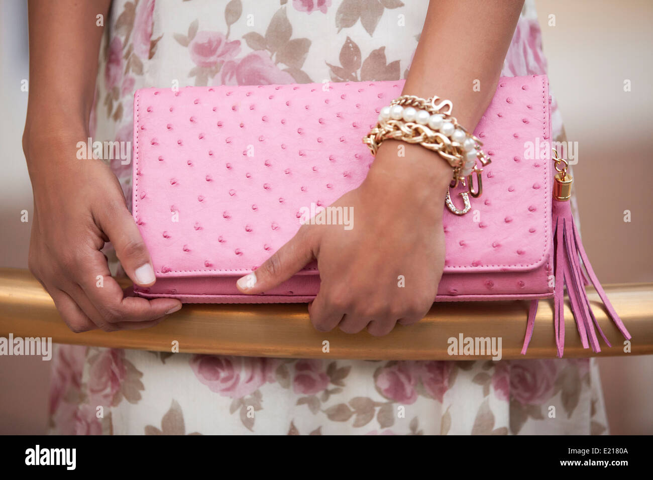 Clutch Bag Imágenes De Stock & Clutch Bag Fotos De Stock - Alamy