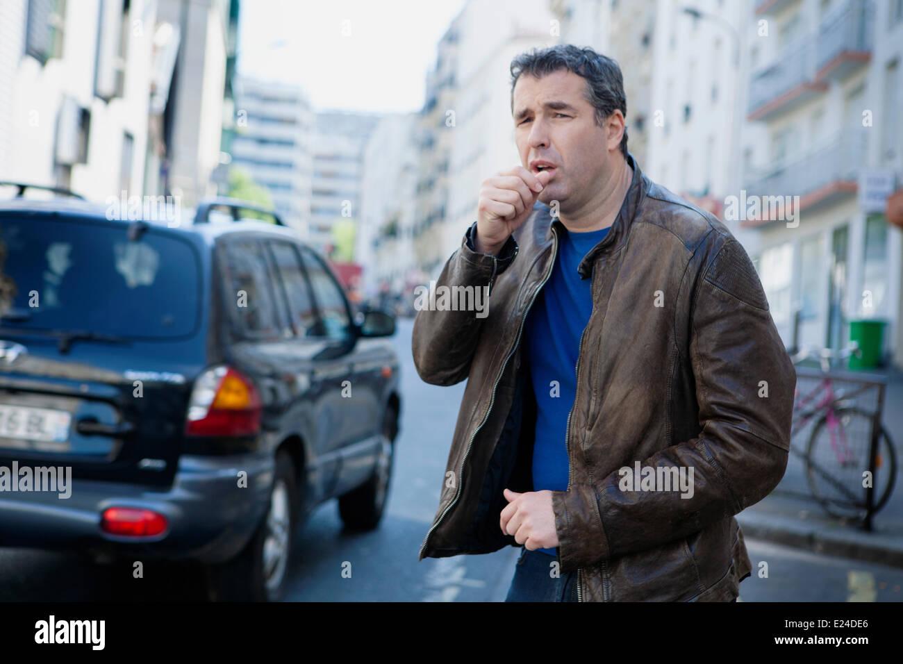 Contaminación del aire Imagen De Stock