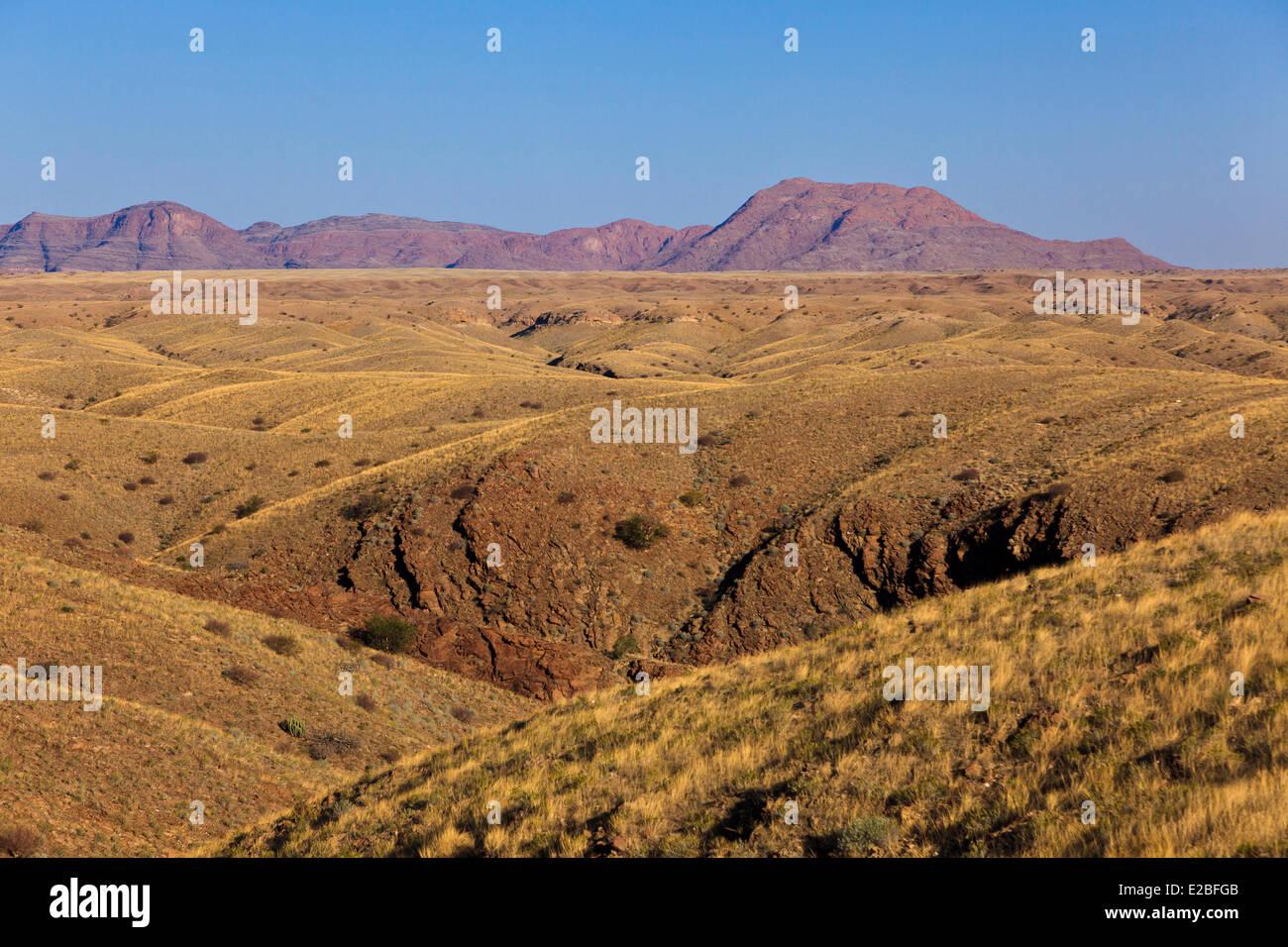 Namibia, Región Erongo, el Kuiseb Valley Imagen De Stock