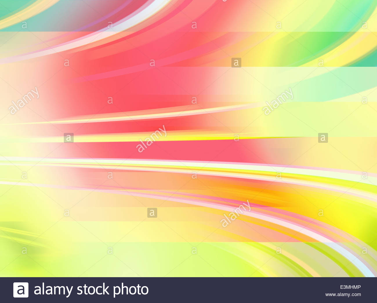 Resumen Antecedentes borrosa patrón multicolor Imagen De Stock