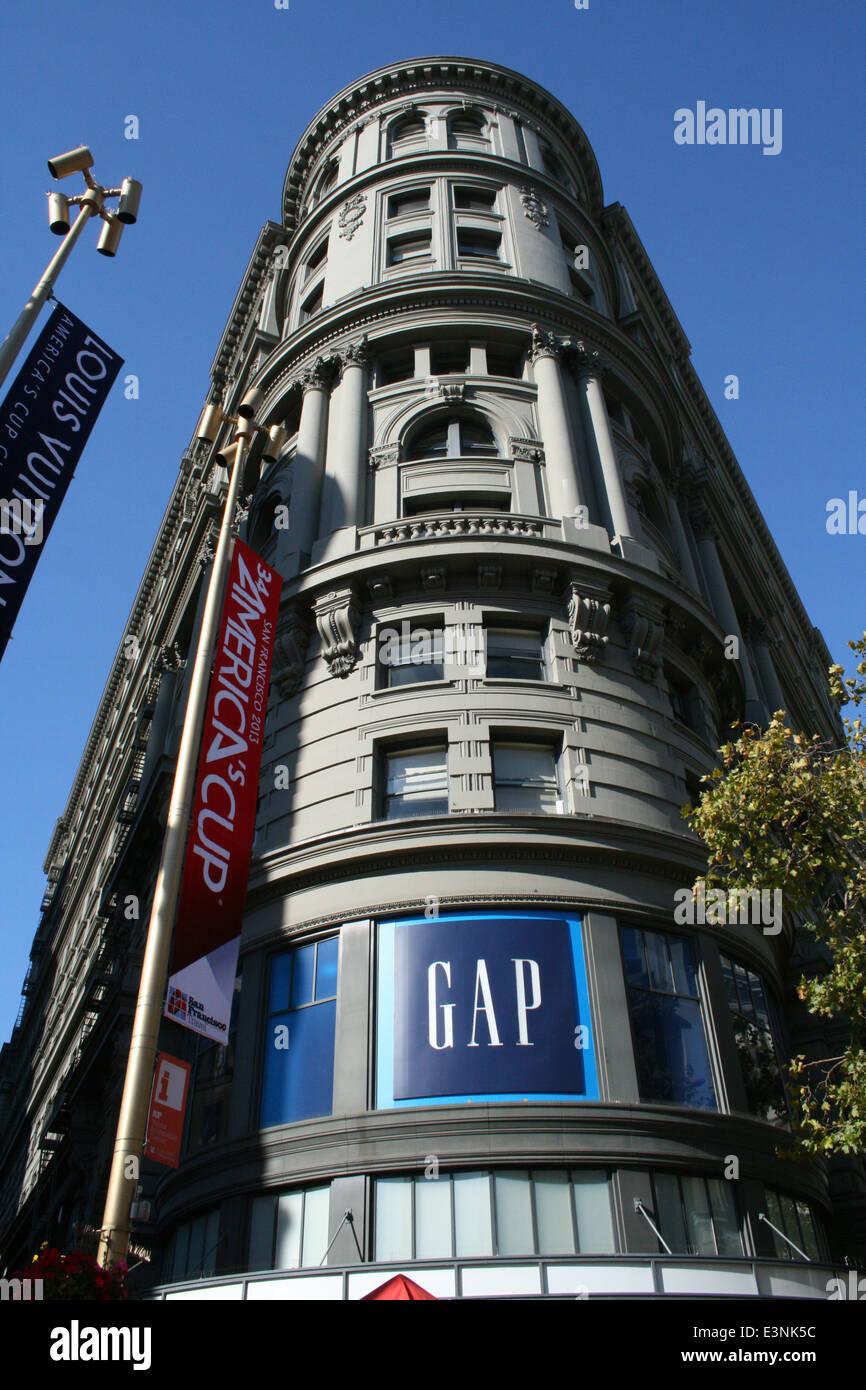 San Francisco Architektur Foto de stock