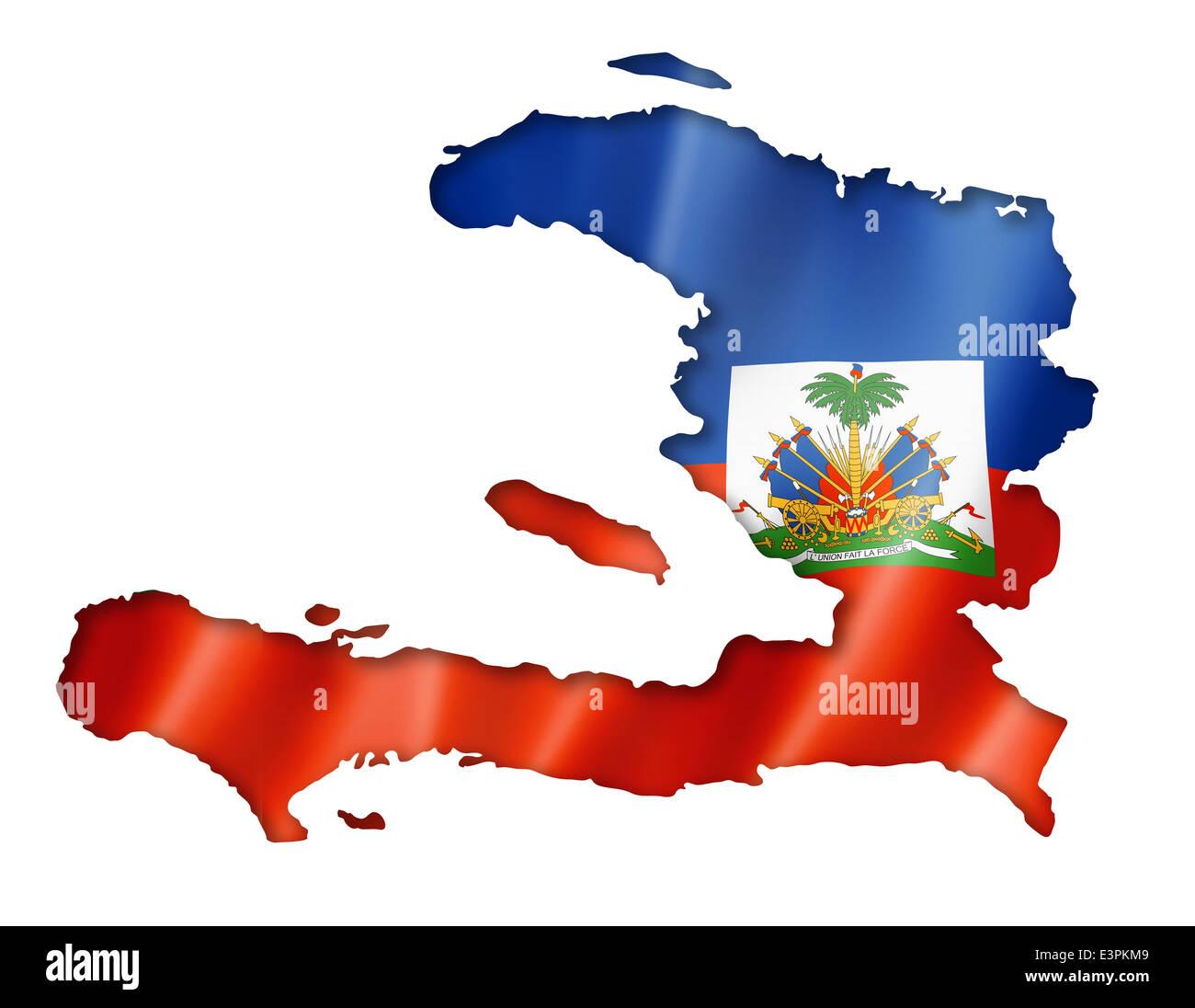 Haiti Map Imágenes De Stock & Haiti Map Fotos De Stock - Alamy