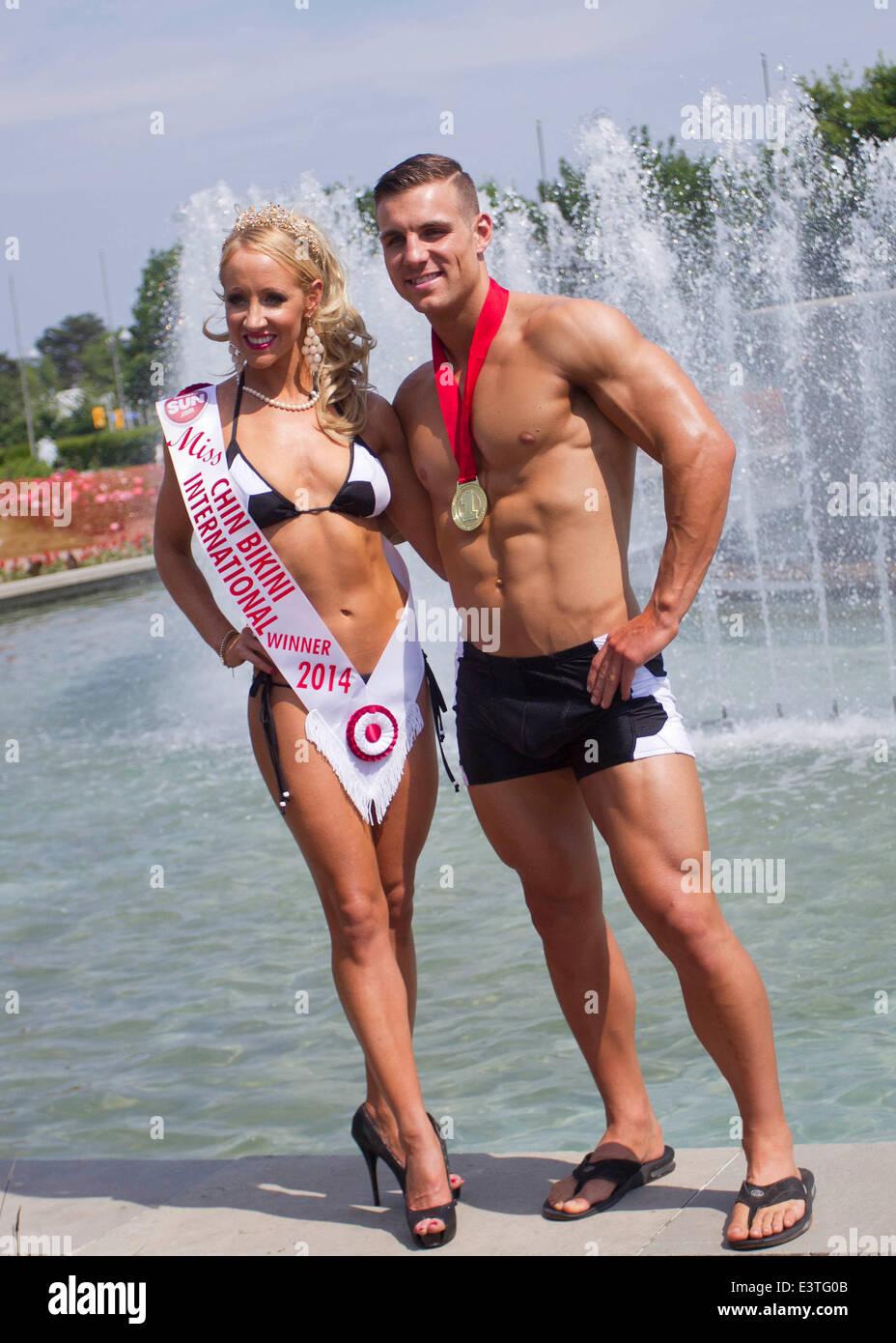 Bikini canada contest