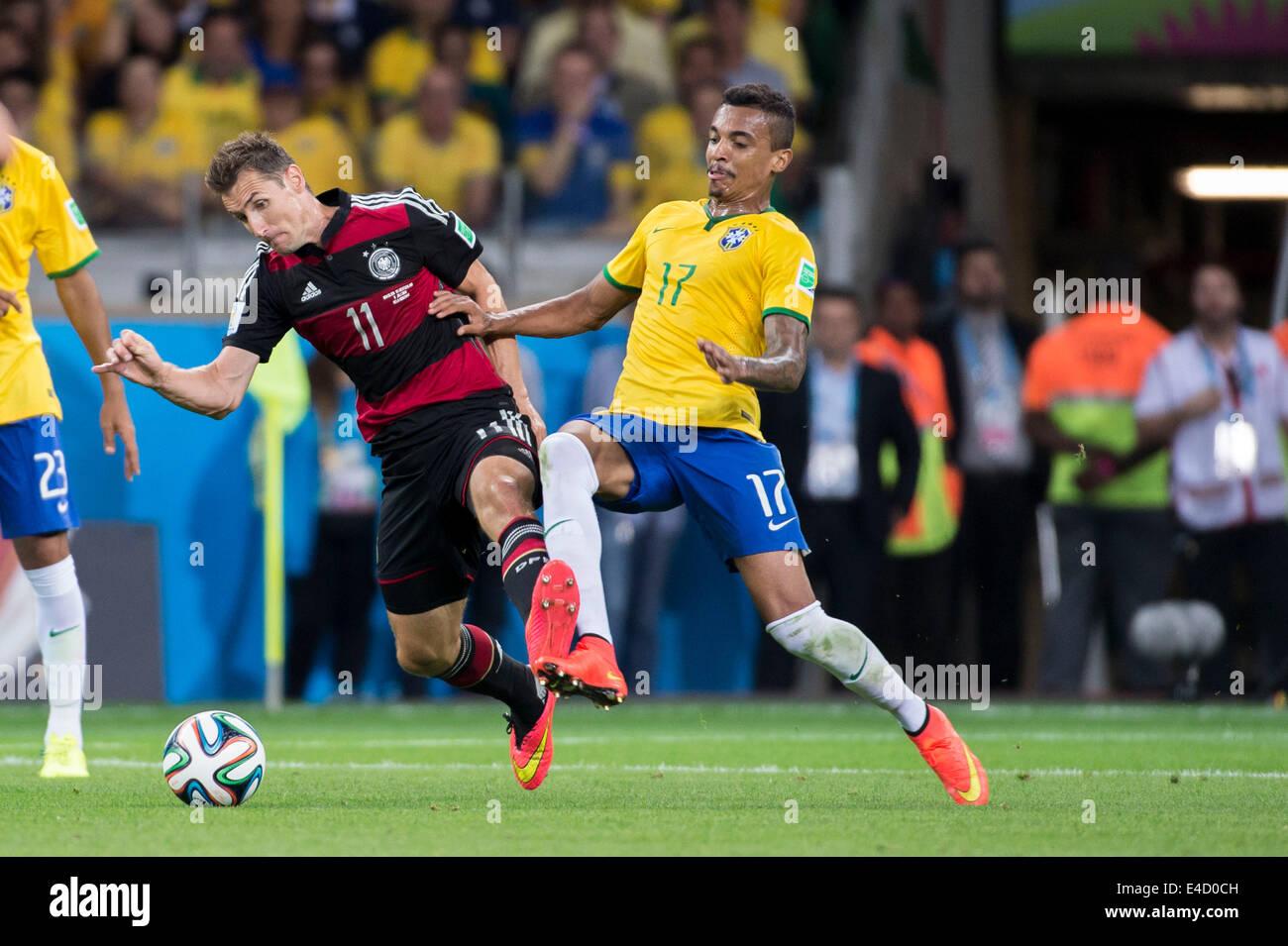 Belo Horizonte, Brasil  8 de julio de 2014  Miroslav Klose