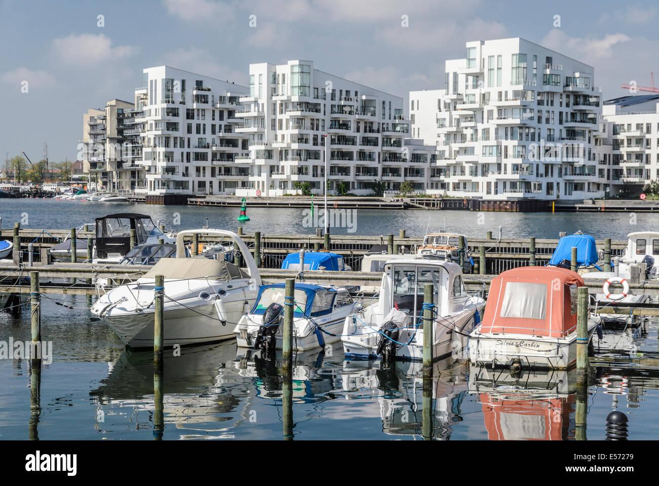 Havneholmen Moderno Apartamento Casas Copenhague Dinamarca Foto