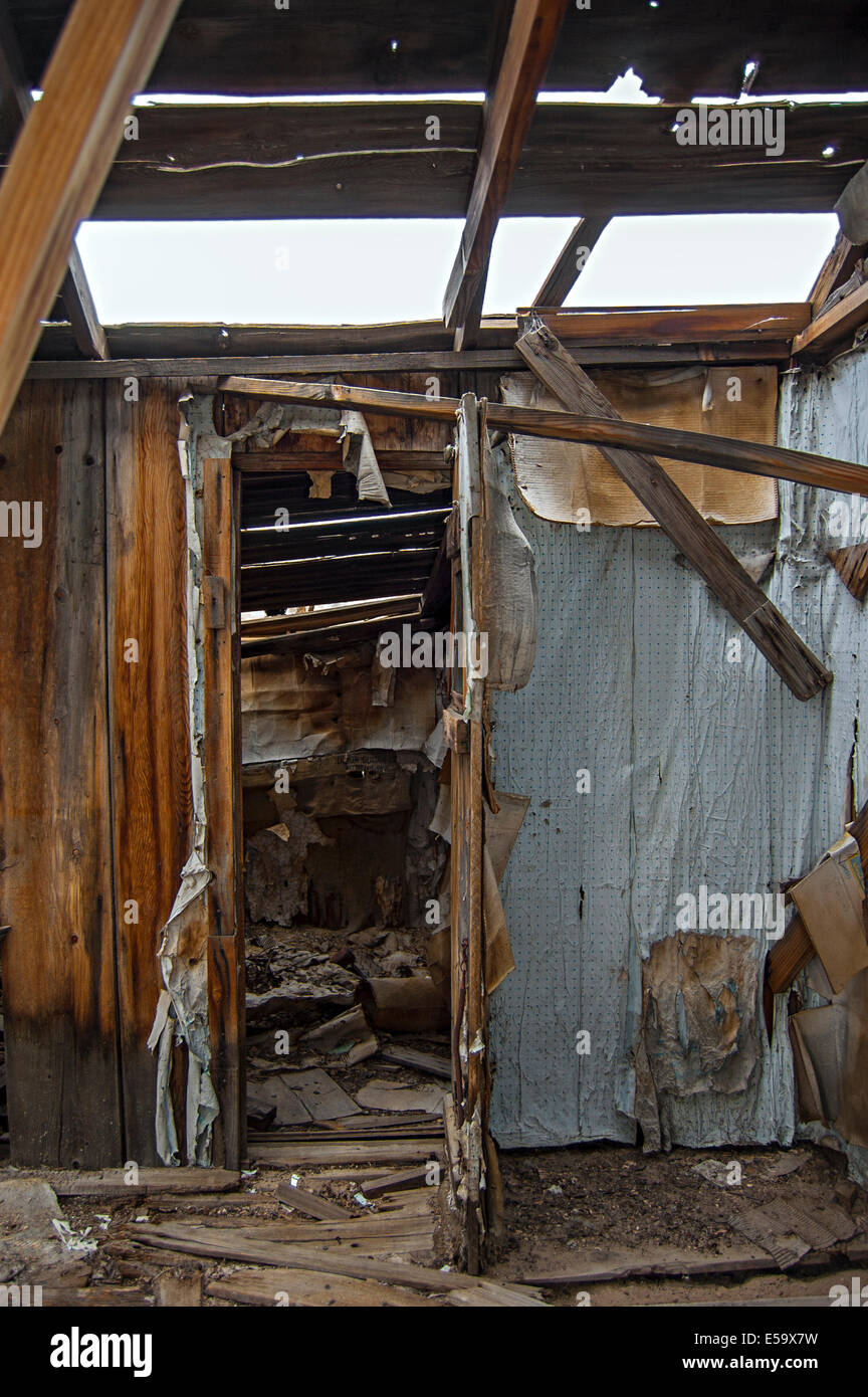 Benton, California, EE.UU. Foto de stock