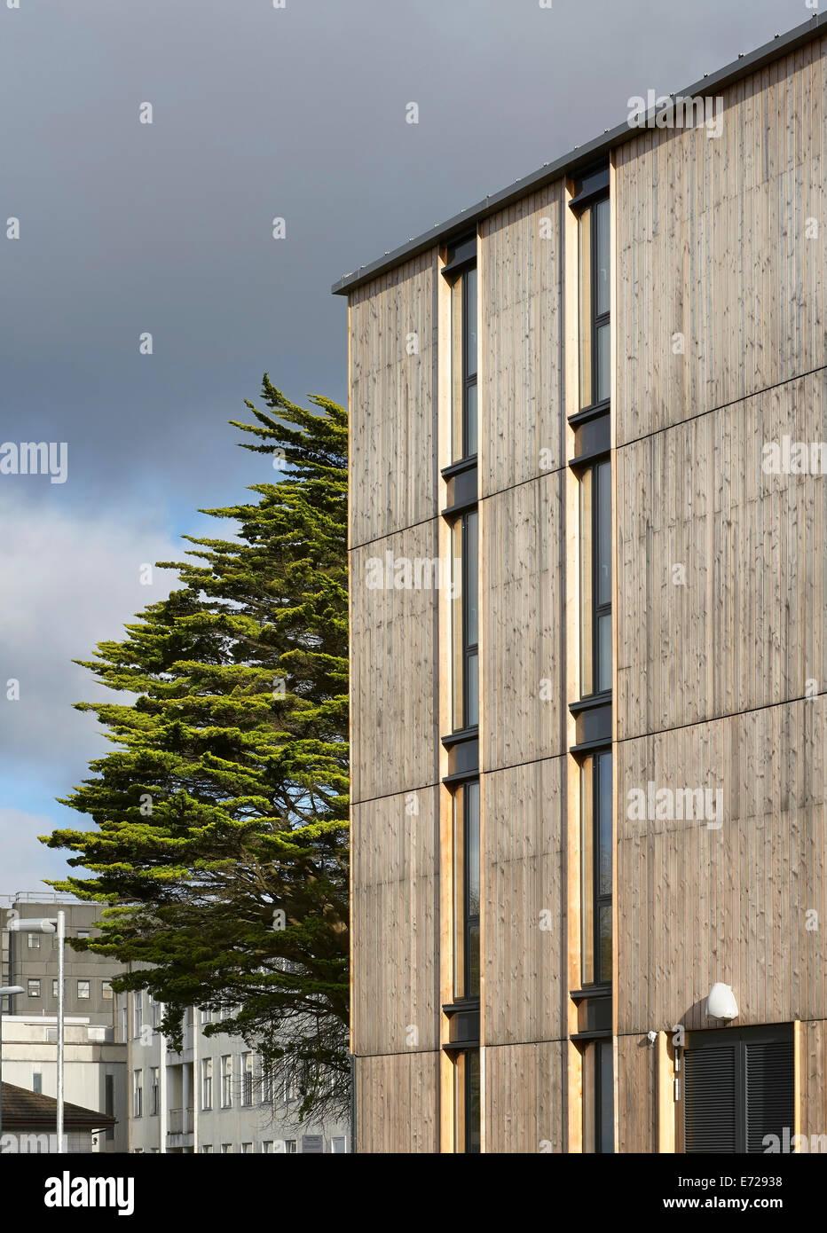 Truro Medical Residences Imágenes De Stock & Truro Medical ...
