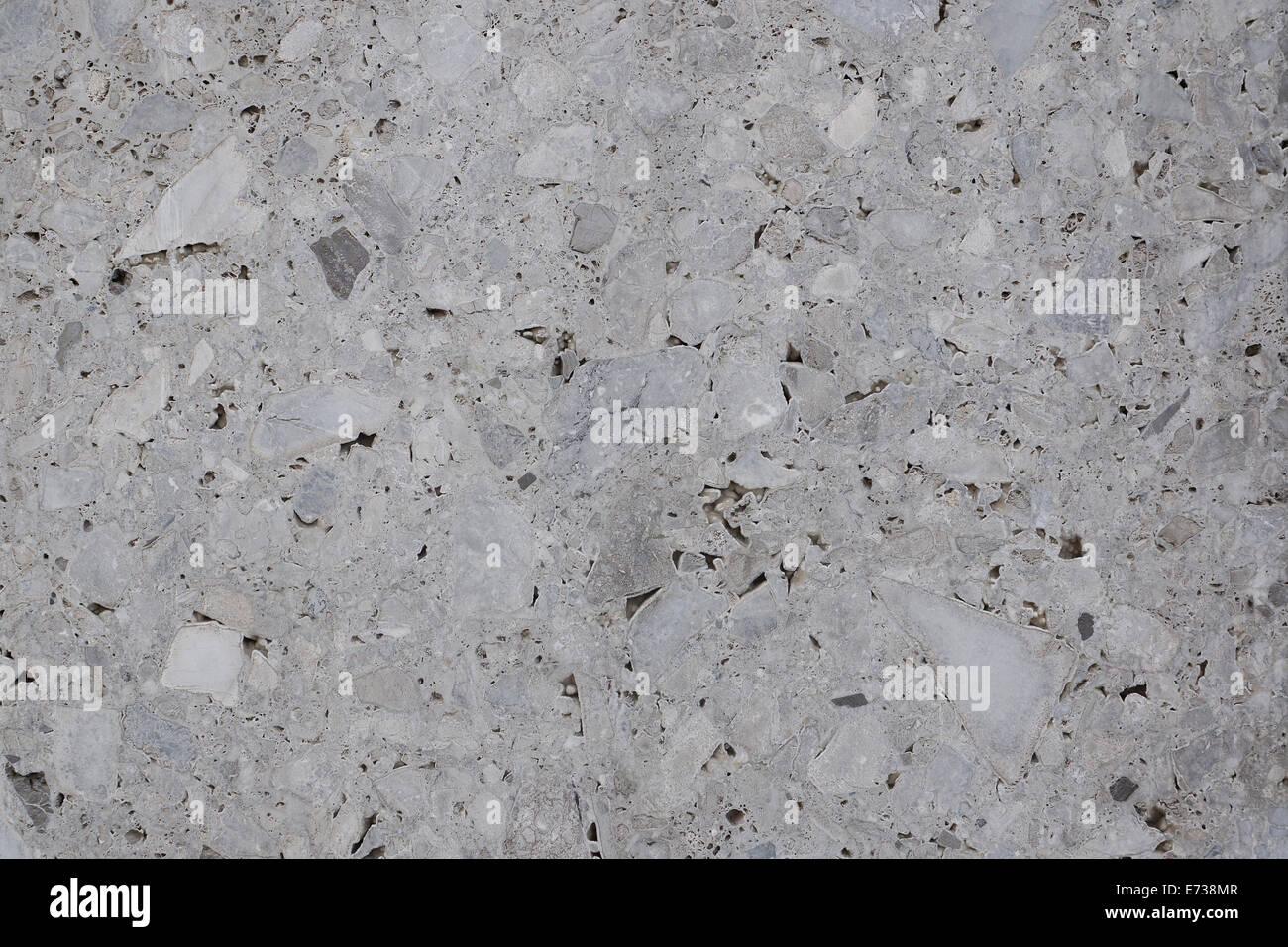 Agregado expuesto el hormigón textura de fondo Imagen De Stock