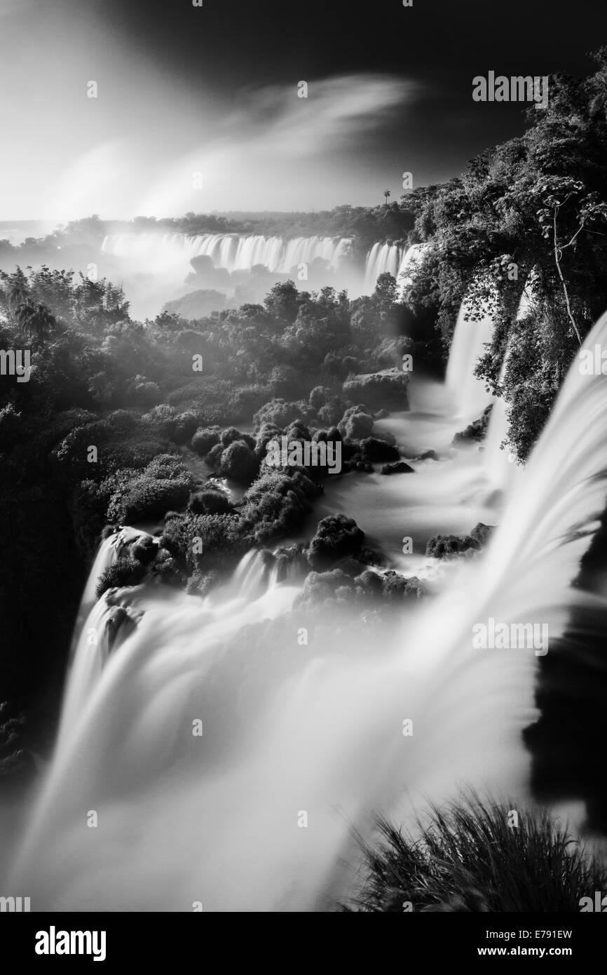 Cataratas del Iguazú, Argentina Imagen De Stock