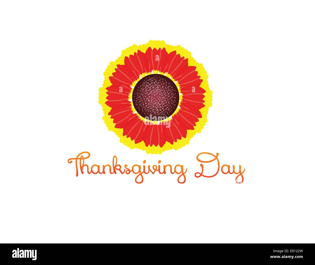 Orígenes del día de acción de gracias Imagen De Stock