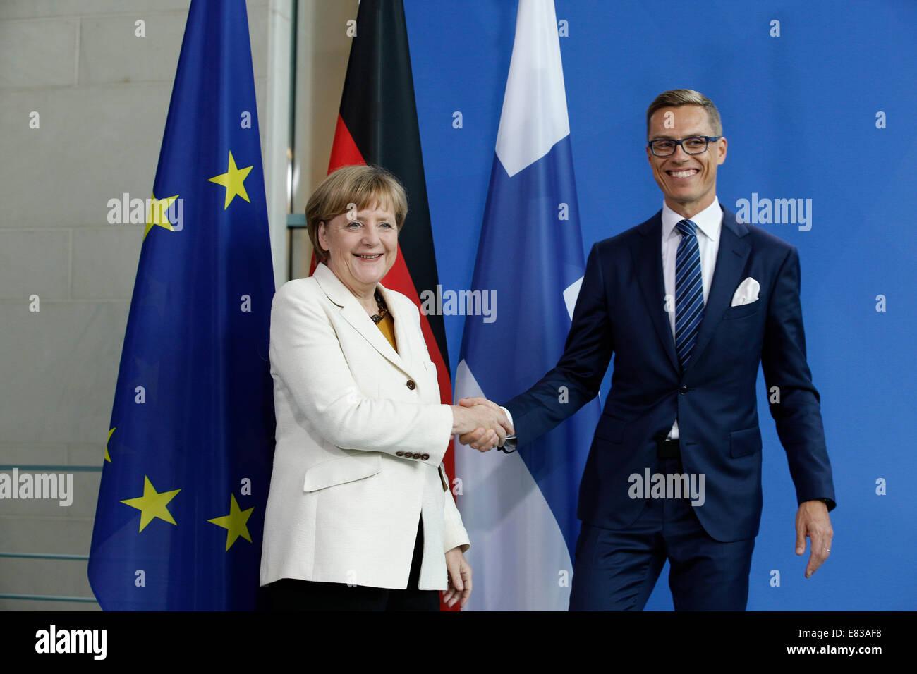 Merkels cdu drar ifran