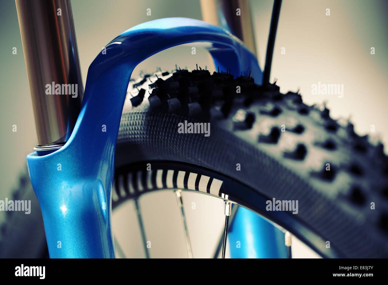 Bicicleta de montaña Imagen De Stock