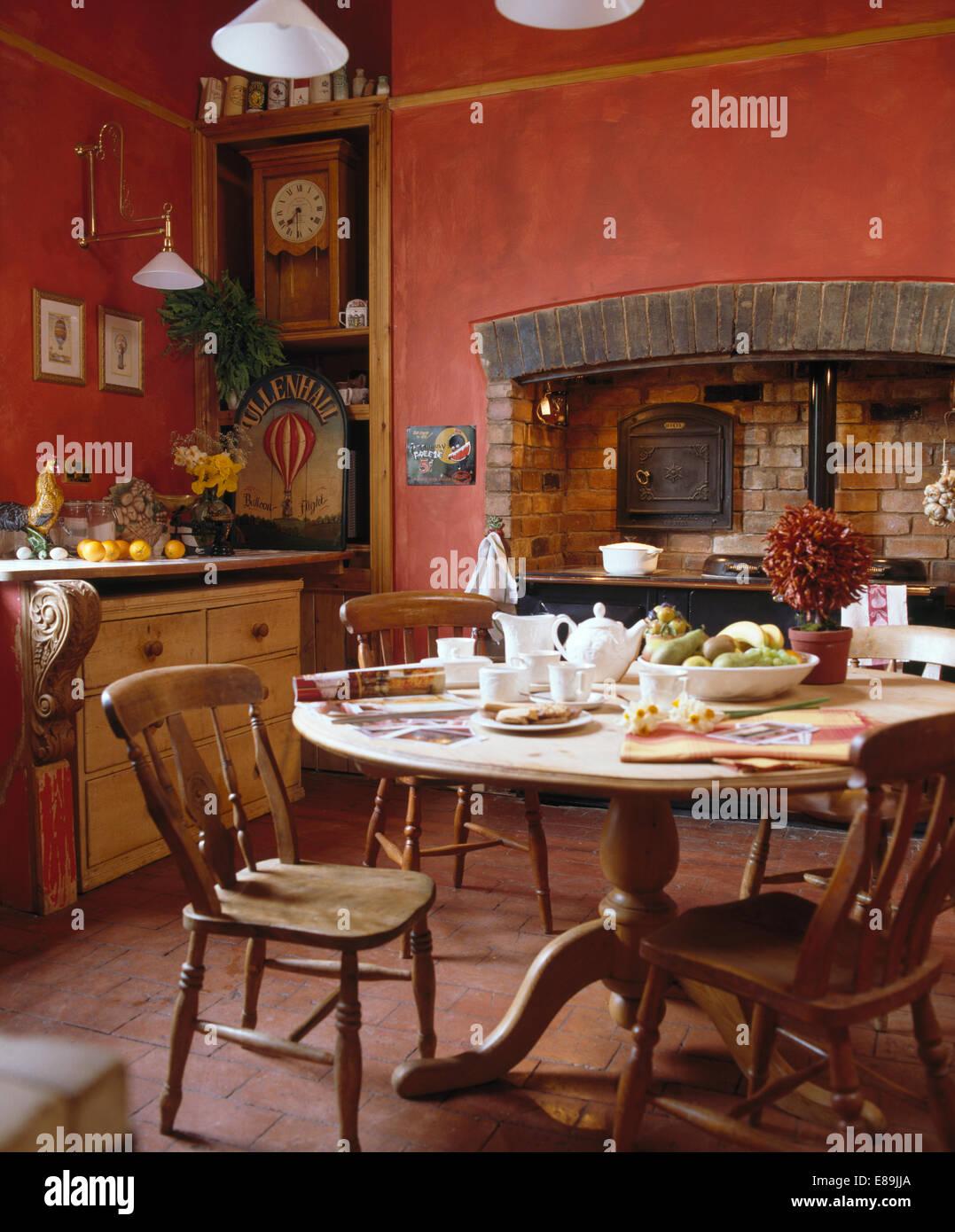 Lujoso Mesa Y Sillas Cocina Del País Festooning - Ideas de ...