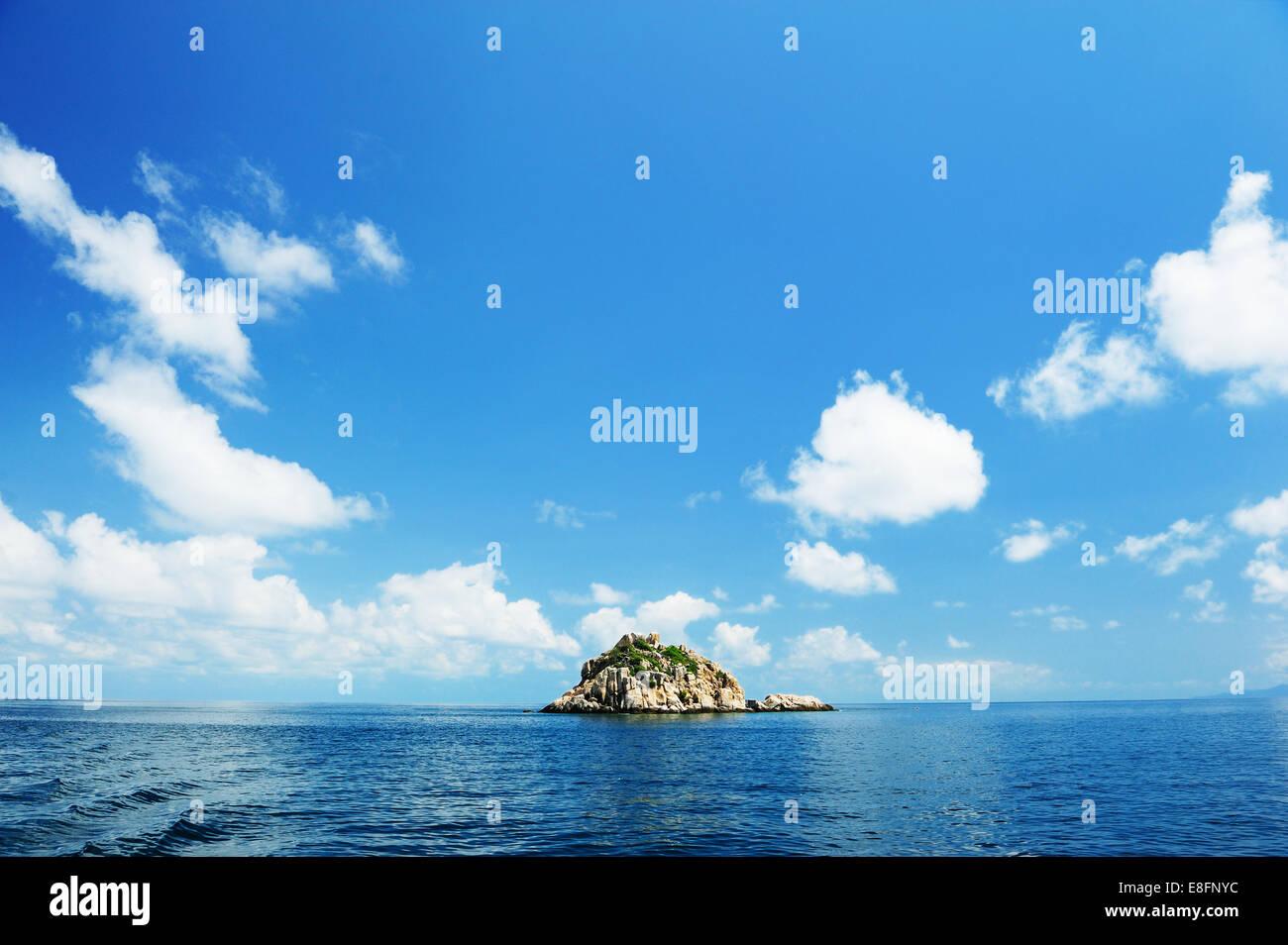 Kho Tao Island, Tailandia Foto de stock