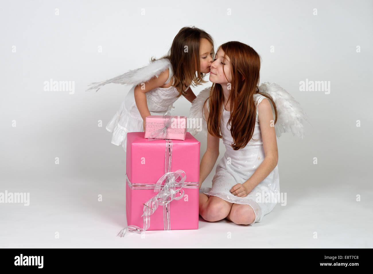 Angels Kiss Imágenes De Stock & Angels Kiss Fotos De Stock - Alamy