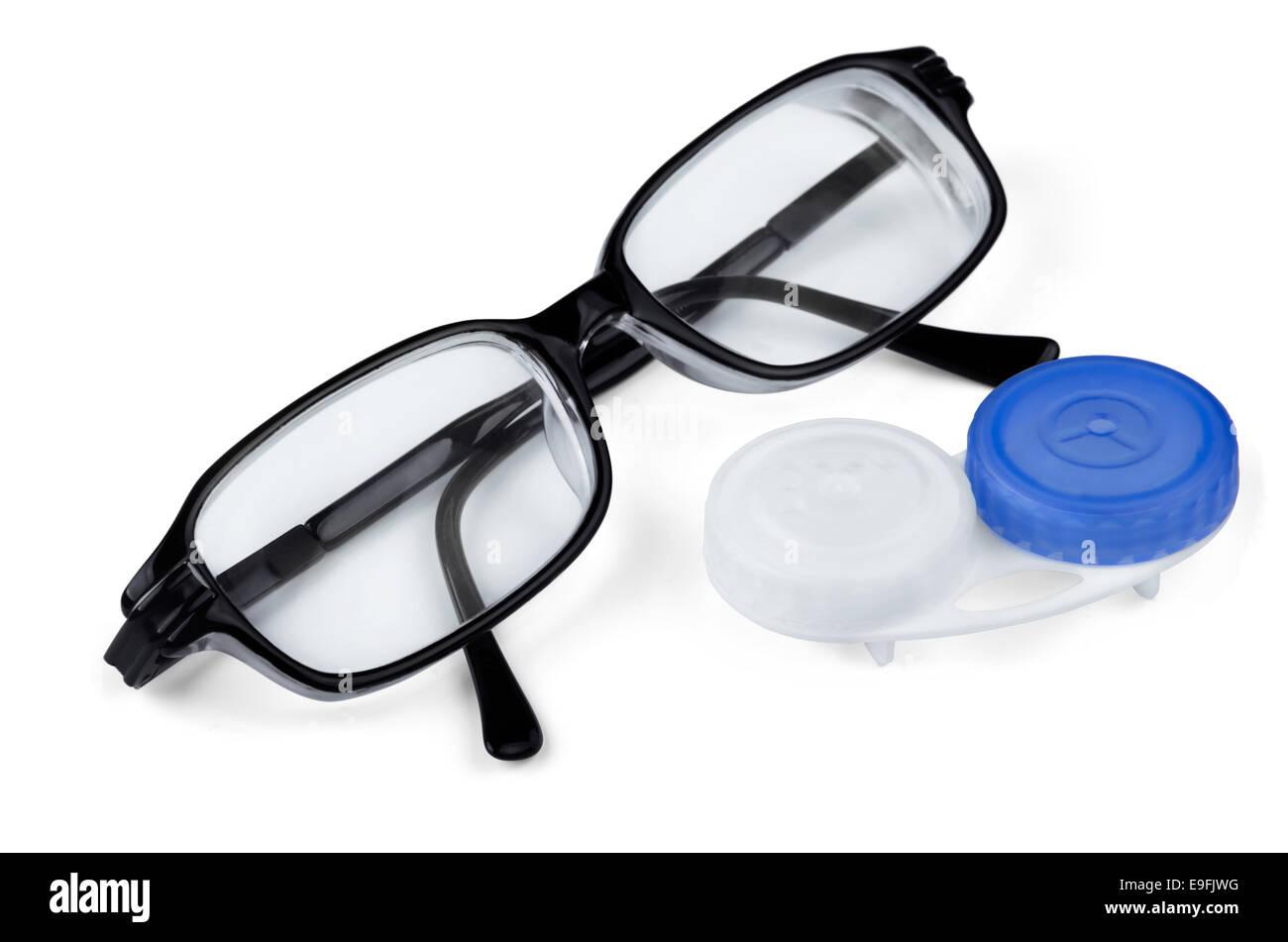 c809e94987 Glasses Lenses Imágenes De Stock & Glasses Lenses Fotos De Stock - Alamy
