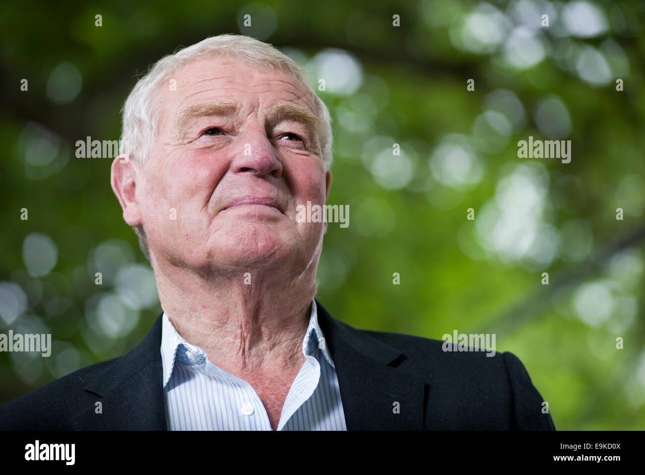 Político y Diplomático británico Baron Ashdown, generalmente conocido como Paddy Ashdown en el Festival Imagen De Stock