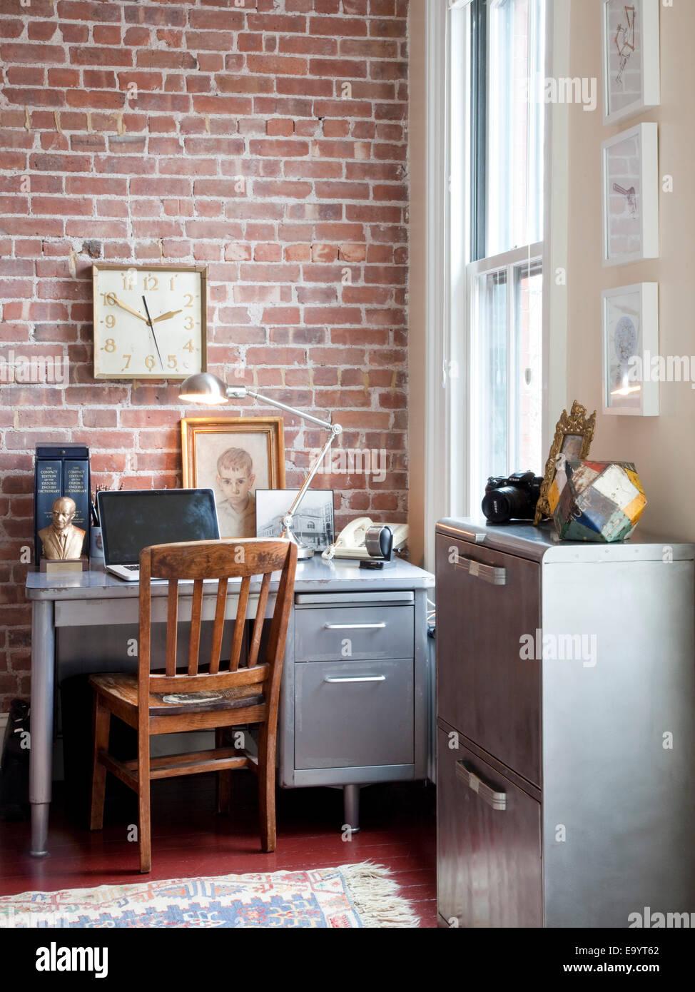 Estudio en el hogar Imagen De Stock